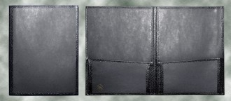 Choir Folder With Expanding Pockets