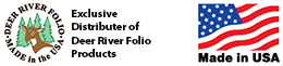 Exclusive Distributor of Deer River Folio Products